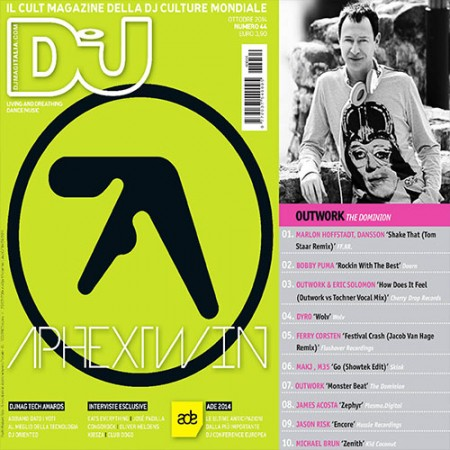 Outwork on DJ MAG !!!!!