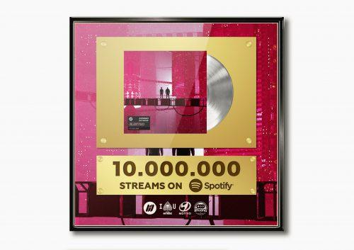 ELEKTRO 10 Million times on Spotify !
